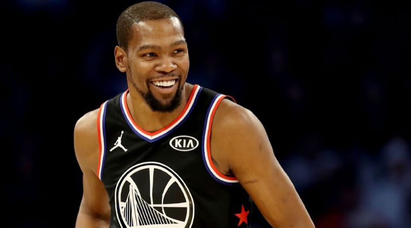 Kevin Durant is greatest scorer in NBA history