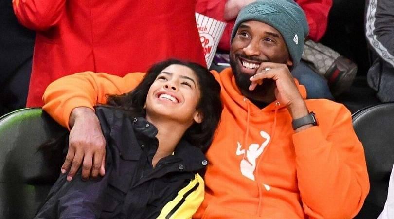 Kobe Bryant father's day video
