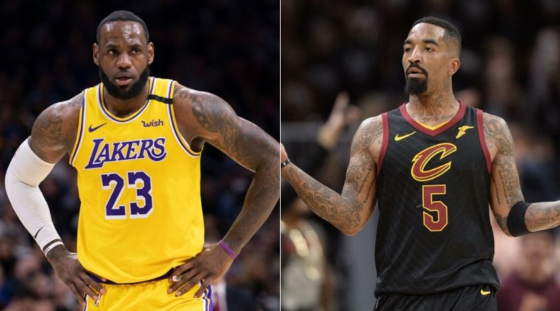 R Smith to Lakers: LeBron James