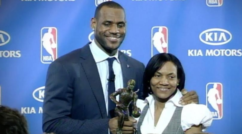 """""""LeBron James' mom did not practice birth control""""- Bill Simmons"""