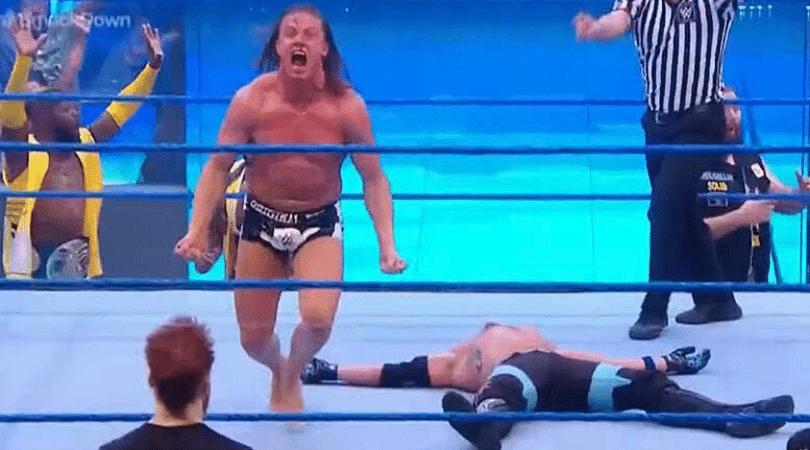 Matt Riddle pins Champion on WWE debut
