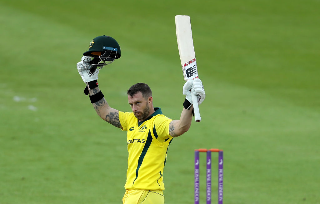 Matthew Wade aims to provide versatility in Australia's T20 World Cup squad
