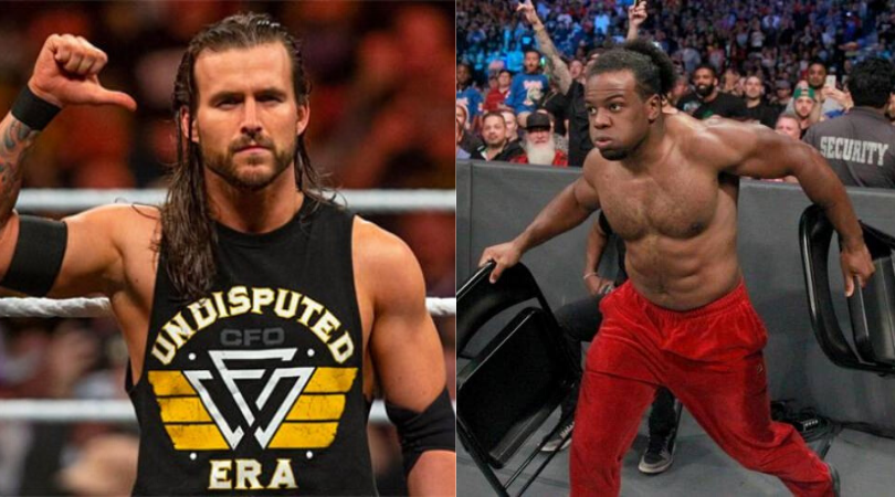 NXT Champion Adam Cole recalls when WWE confused him with Xavier Woods