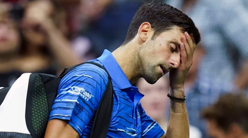 Novak Djokovic coronavirus