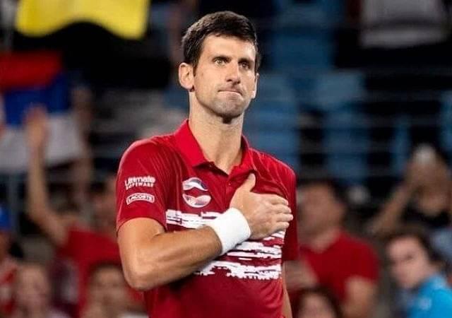 Novak Djokovic: Players' council President