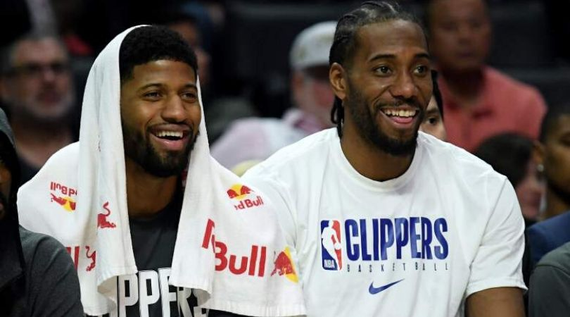Clippers Starting Lineup 2020 How Will Kawhi Leonard S Clippers Line Up For Nba Bubble Restart The Sportsrush