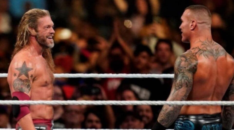 Randy Orton explains why Backlash clash against Edge has been labelled 'The Greatest Wrestling Match Ever'