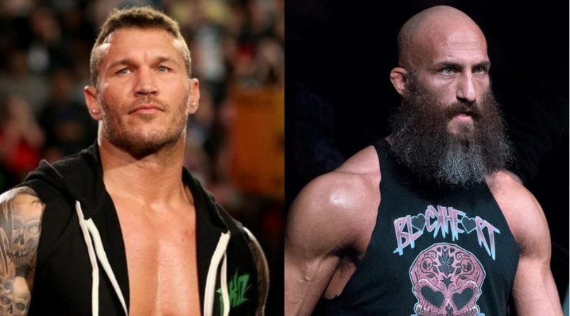 Randy Orton opens up on his issues with NXT's Tommaso Ciampa