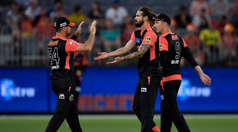 Kane Richardson considers BBL innovations as punishment for bowlers