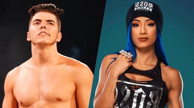 Sammy Guevara apologises for rape comment, Sasha Banks responds