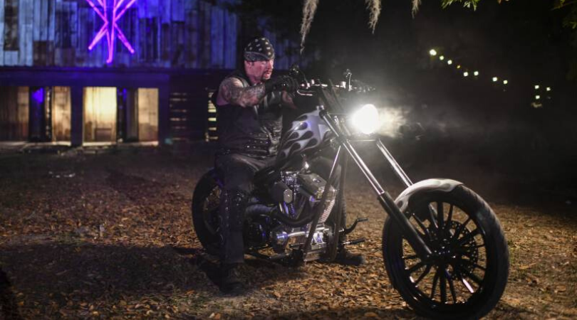 The Undertaker announces his retirement from WWE