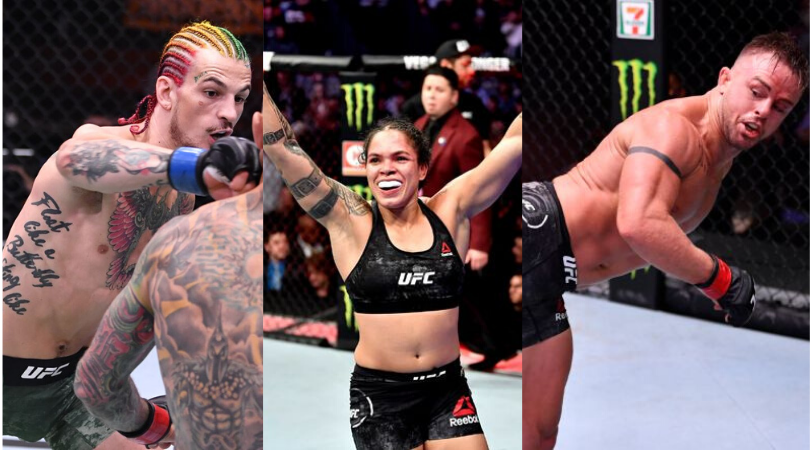 UFC 250 Results and Highlights Cody Stamman and Sean O'Malley steal the show as Amanda Nunes makes history
