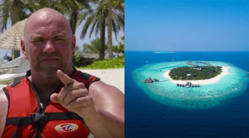 UFC Fight Island location leaked
