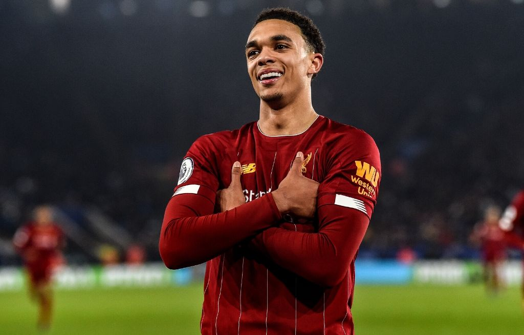 Trent Alexander Arnold drops funny reply when asked about Messi vs Ronaldo related question
