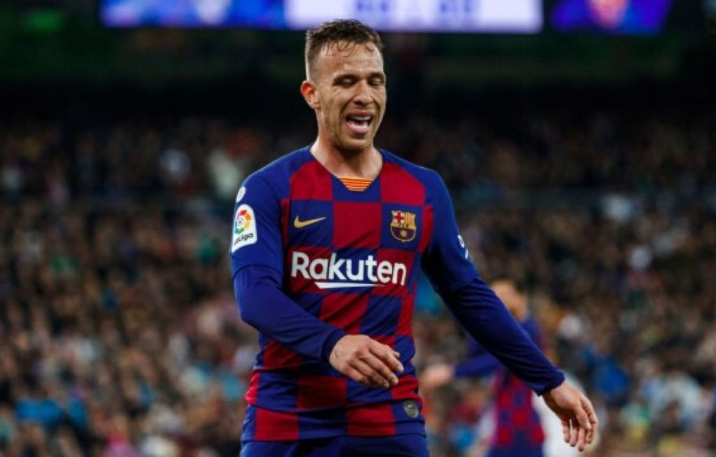 Arthur to Juventus: Barcelona star accepts personal agreement with Italian outfit