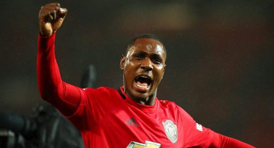Odion Ighalo exteds his stay with Manchester United till January 2021