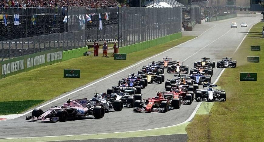 Italian GP will be held behind closed doors; confirms Mayor of Monza