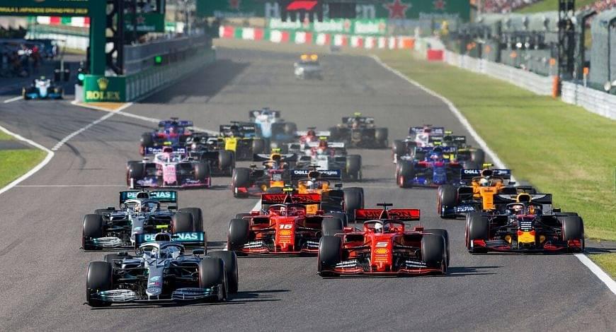 F1 2020 Schedule: 8 races confirmed on revised calendar