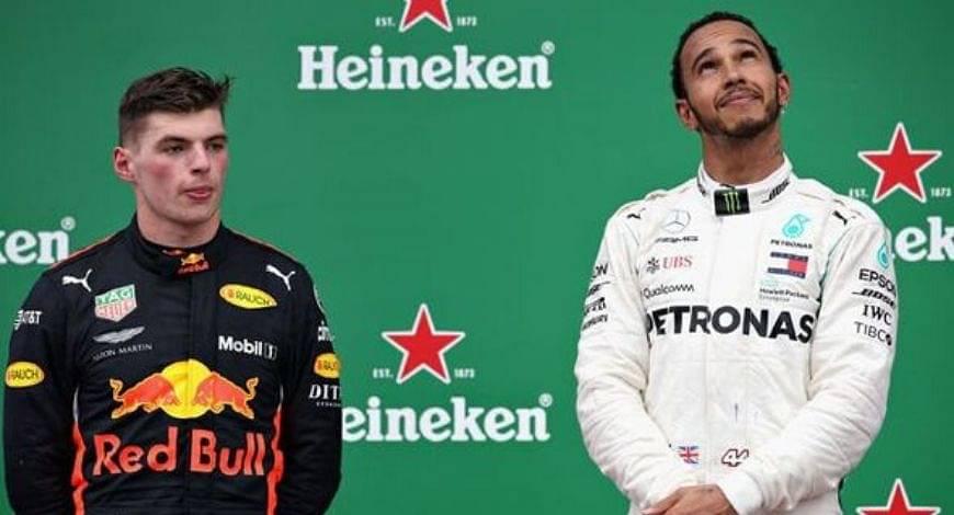 Max Verstappen has considerable advantage over Lewis Hamilton ahead of Austrian GP