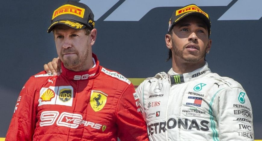 Lewis Hamilton and Sebastian Vettel would make it work claims James Alisson