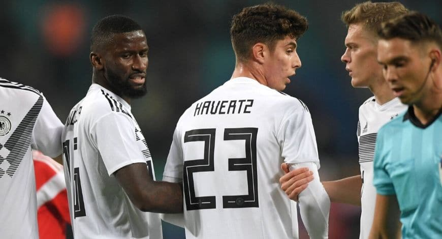 Kai Havertz Transfer News: Antonio Rudiger plays as agent for Chelsea with his social media message to Havertz