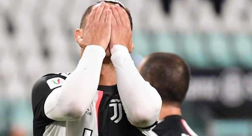 Cristiano Ronaldo Penalty Miss vs AC Milan: Juventus star makes a blunder in Coppa Italia semi-final
