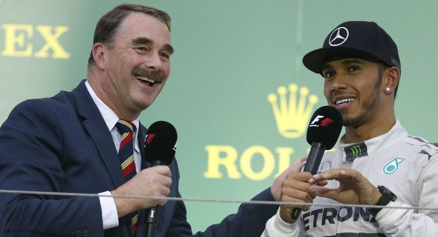 """""""If Lewis wants to chase history he will probably""""- Former F1 Driver on Hamilton surpassing Schumacher"""