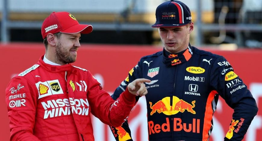 """""""Why not? It could happen""""- Max Verstappen thinks Sebastian Vettel will join this rival team in 2021"""