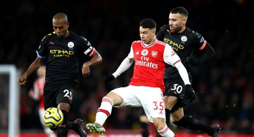 Man City Vs Arsenal: Predicted Lineups of Manchester City Vs Arsenal in Premier League 2019/20