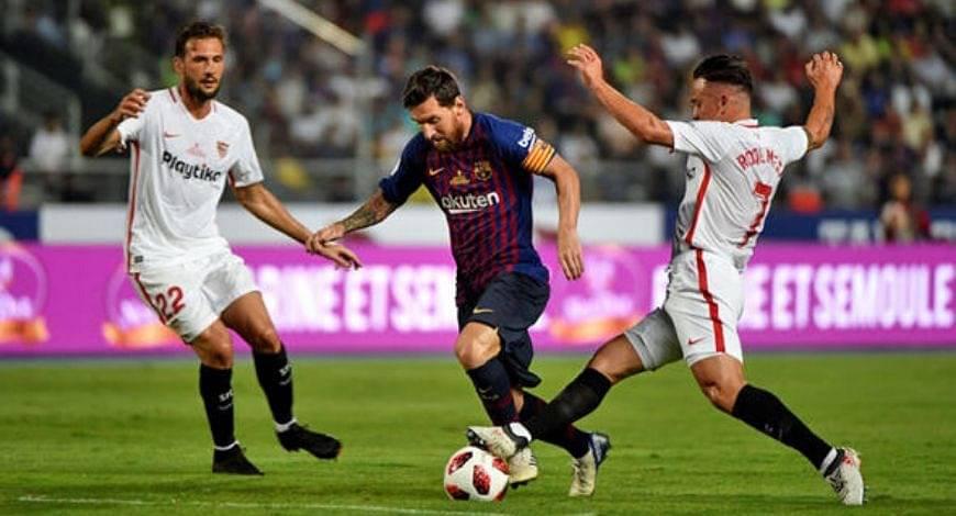 SEV Vs BAR Dream11 Prediction: Sevilla Vs Barcelona Best Dream 11 Team for La Liga 2019-20