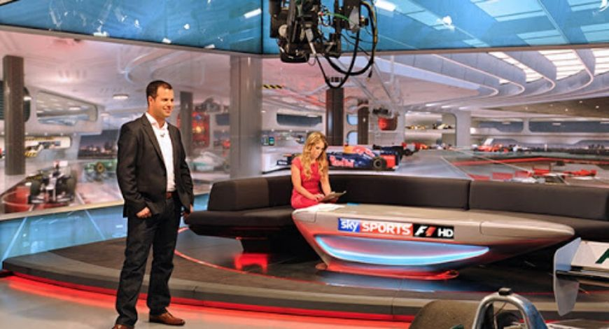 Sky Sports to seek compensation from Formula One after three months without live racing action