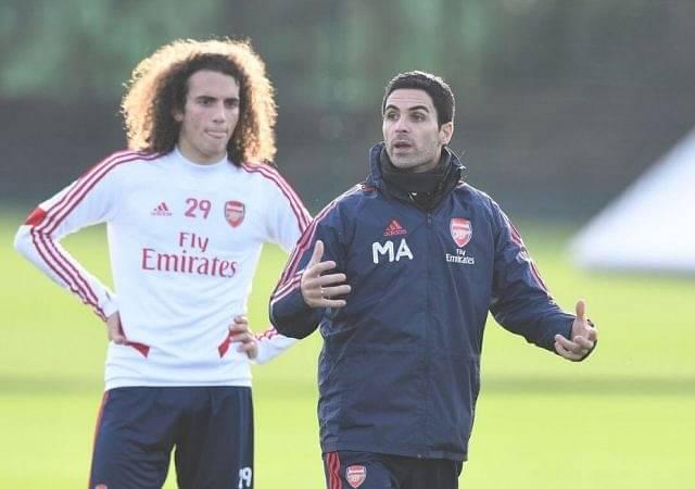 Matteo Guendouzi Transfer News: Mikel Arteta speaks on transfer speculations of Guendouzi amid Man Utd interests