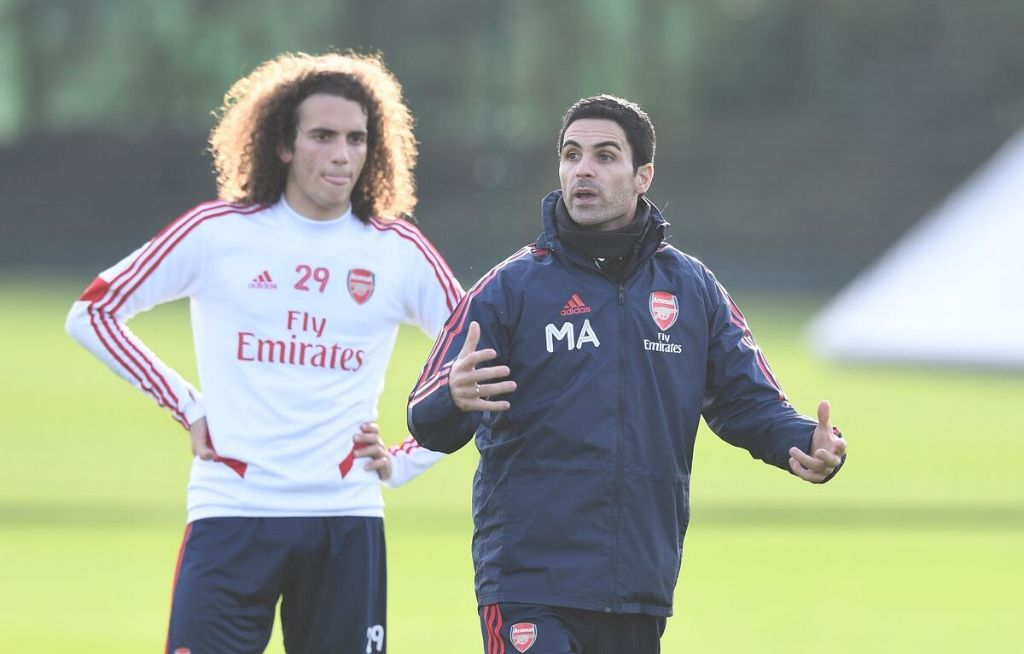 Matteo Guendouzi Transfer News: Mikel Arteta speaks on transfer speculations of Guendouzi amid Man Utd interests