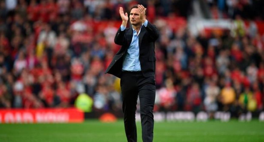 Frank Lampard denies interest in Manchester United academy prospect amidst his departure from Carrington