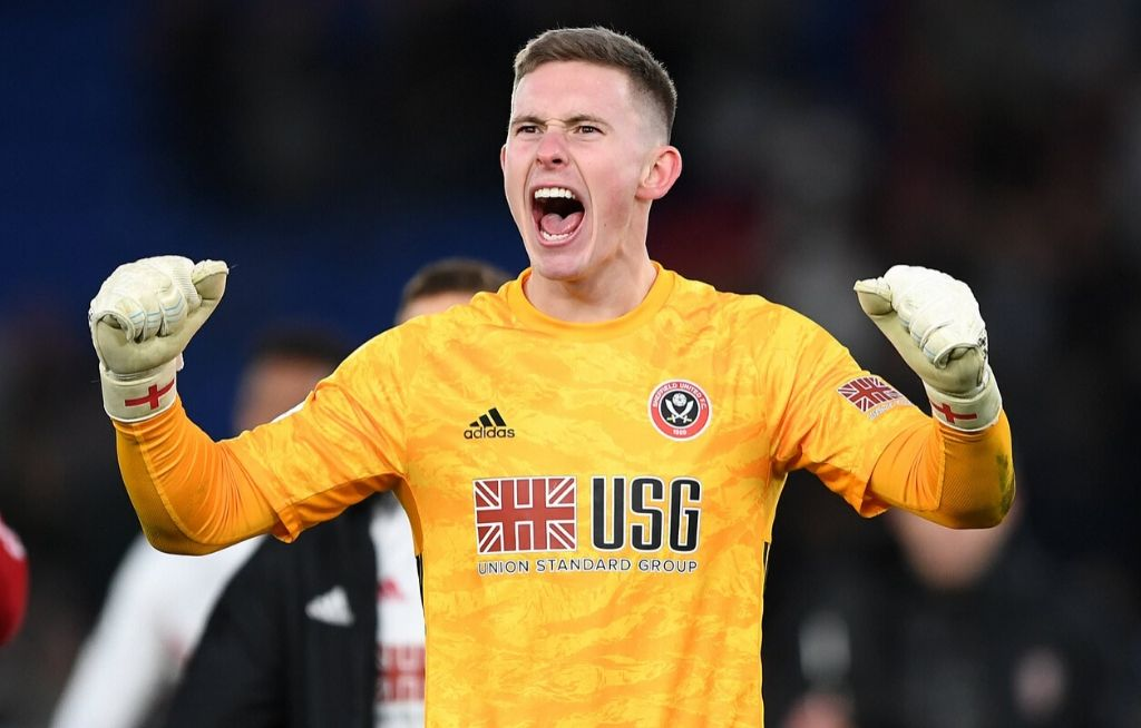 Manchester United confirms new arrangement with Sheffield United over Dean Henderson