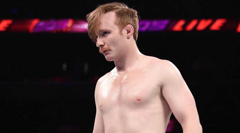 WWE release Jack Gallagher following rape allegations
