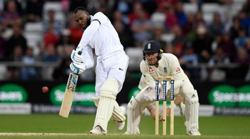 West Indies tour of England 2020: Jermaine Blackwood lauds English bowling attack; says 'up for the challenge'