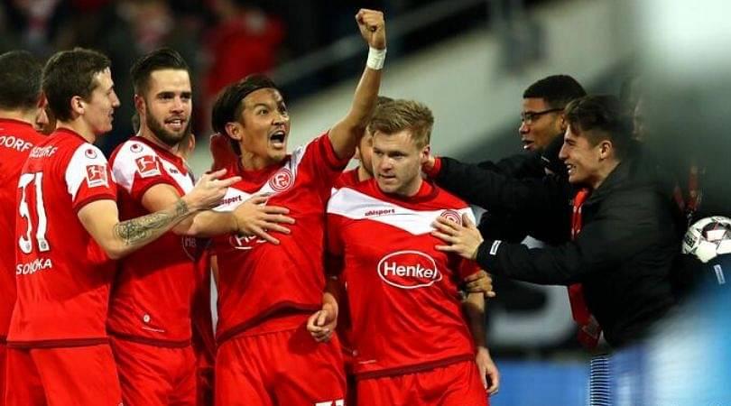 DUS vs DOR Dream11 Prediction: Fortuna Dusseldorf vs Borussia Dortmund Best Dream 11 Team for Bundesliga 2019-20