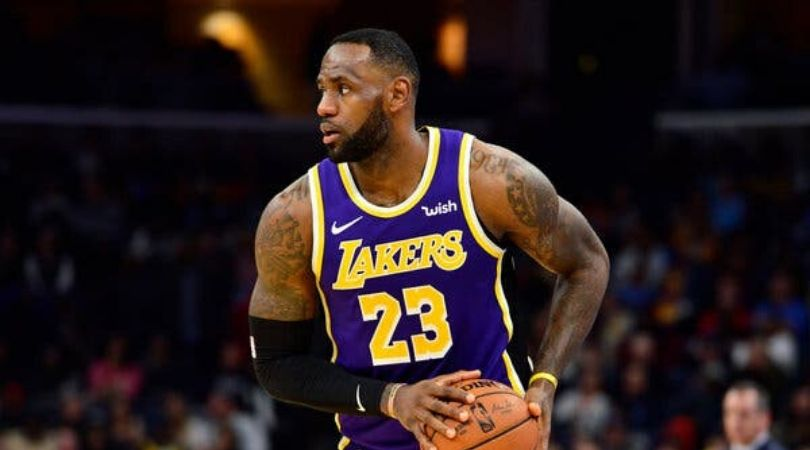 LeBron James: Playing in NBA restart won't affect ability to inspire change