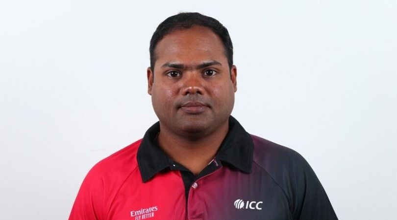 Nitin Menon part of ICC's Elite Panel of Umpires for 2020-21
