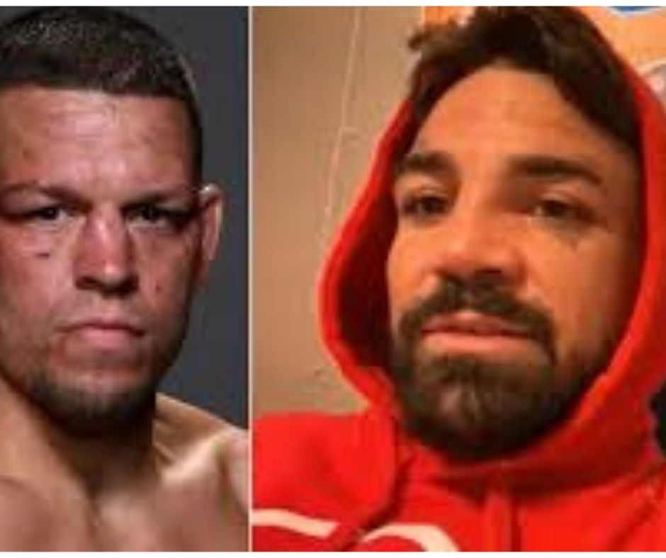 Mike Perry on Center stage after Vegas-Calls Out Nate Diaz