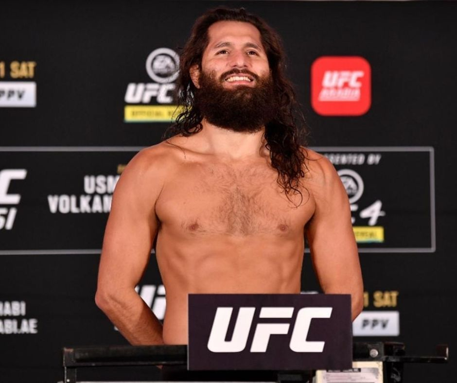 Jorge Masvidal Documents Losing 20 lbs in 6 Days, Catch the Glimpse of it Here