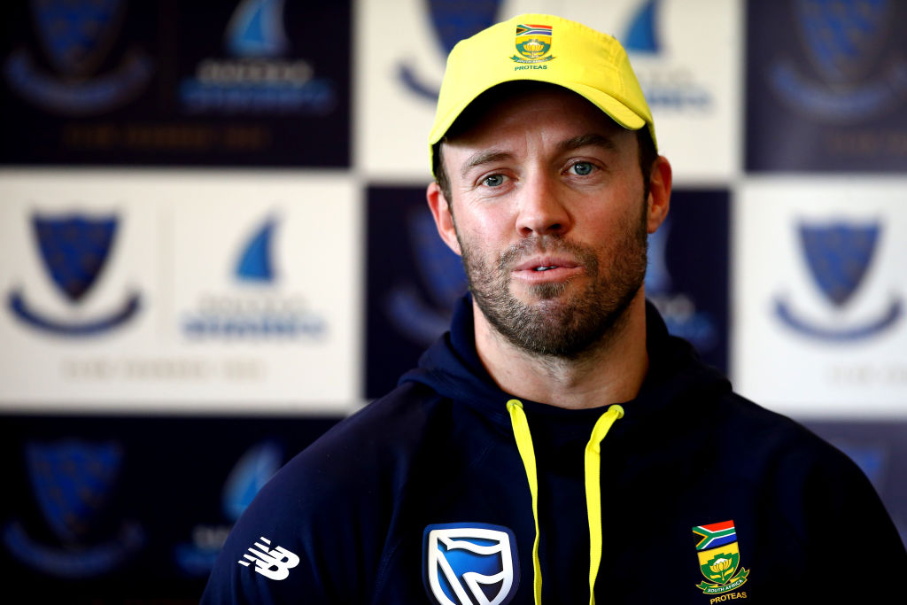 """""""The fire is there to make a difference,"""" says AB de Villiers on national comeback"""