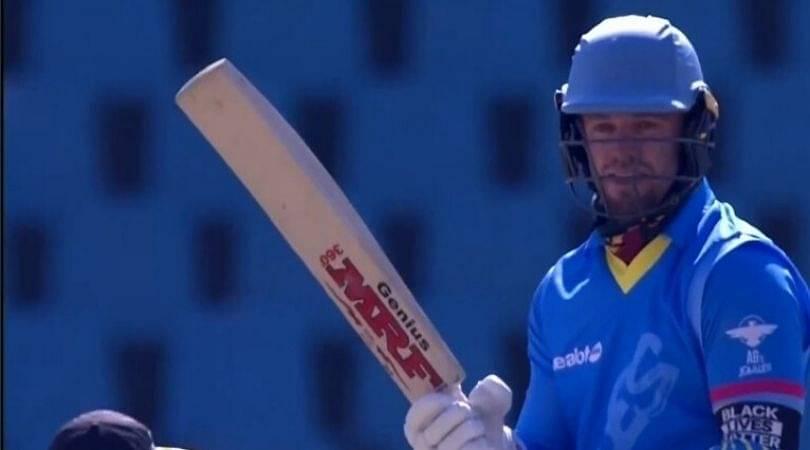 AB de Villiers today match: De Villiers rewinds the clock in 3 Team Cricket Solidarity Cup