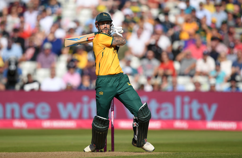 Has Alex Hales been selected in England ODI squad for Ireland series?
