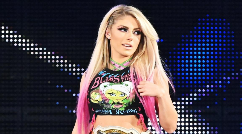 Alexa Bliss responds to superfan who spent $400 to ask her out
