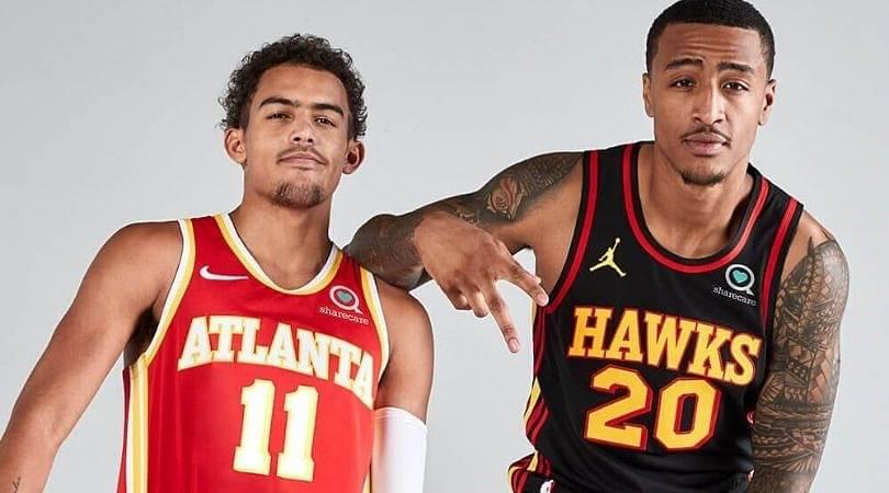 Atlanta Hawks new jerseys