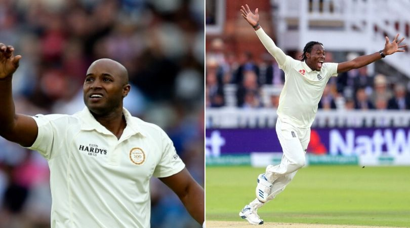 Jofra Archer Twitter: Tino Best apologizes to English pacer after Twitter jibe