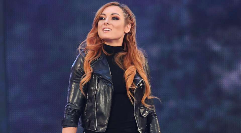 Becky Lynch reveals the two names she rejected while choosing her WWE name