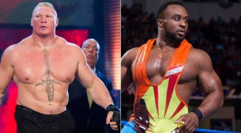 Big E wants to take on Brock Lesnar in singles action